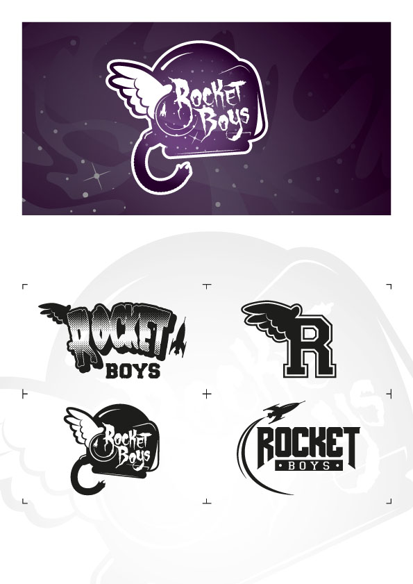 Rocket Boys by DK-Studio
