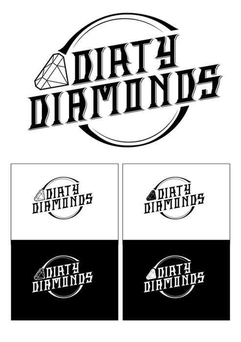 Dirty Diamonds by DK-Studio