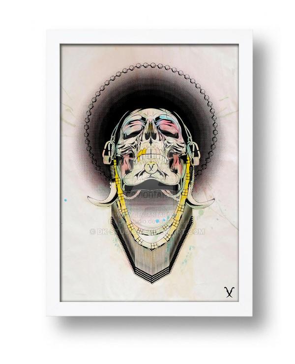 NeonDeath: Mursi by DK-Studio