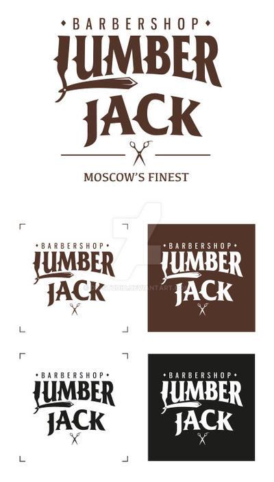 Barbershop Lumber Jack by DK-Studio