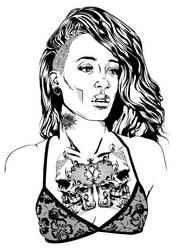 Girl by DK-Studio