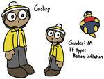 TF Battle Club: Caskey by lizard-socks