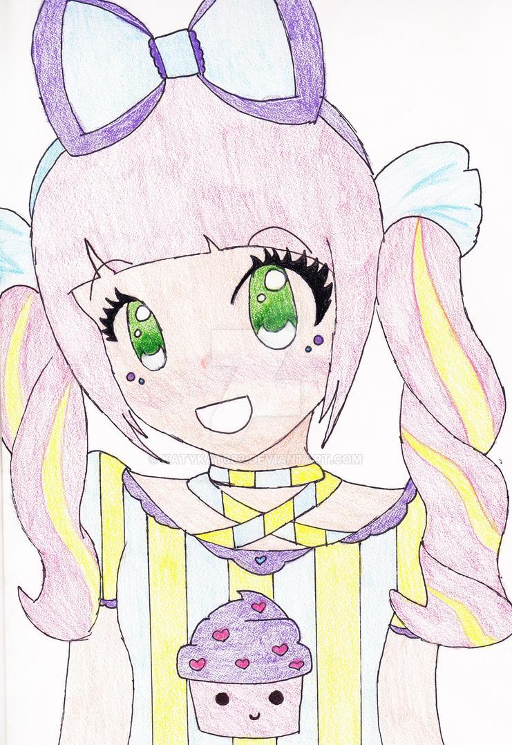 Pretty Cupcake by katykat883