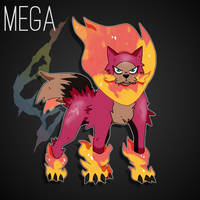 006 Mega Doburn by neildluffy