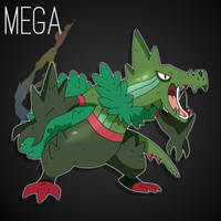 003 Mega Croccoli by neildluffy