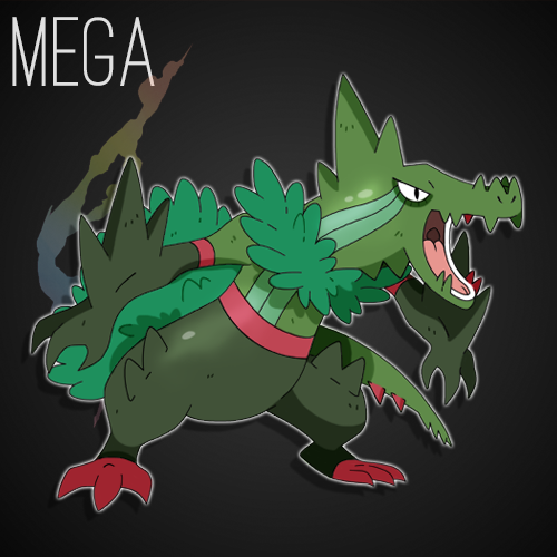 003 Mega Croccoli by neildluffy