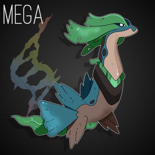 009 Mega Harparrle by neildluffy