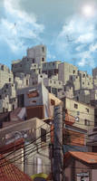 Favela by rickrick