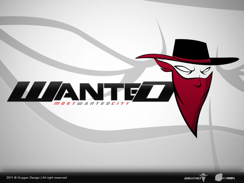 Wanted - Logo