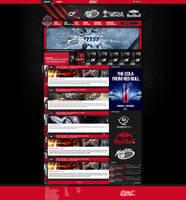 Energiz eSport - Home Page (WIP) by xCranK
