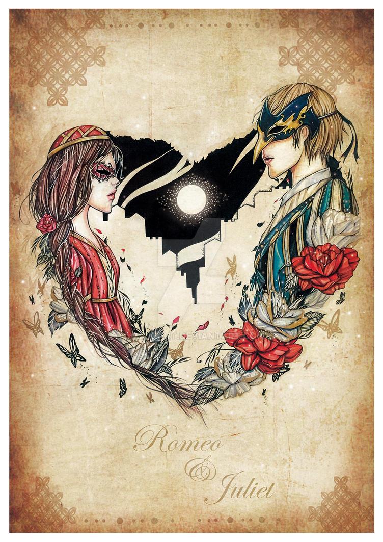Encounter - Romeo And Juliet by jminsart