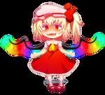 Flandre Scarlet Chibi