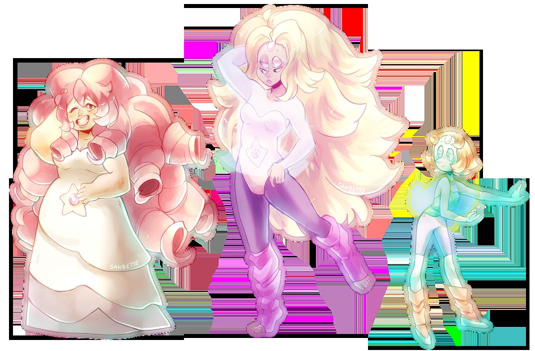 Steven Universe Fusion: Rainbow Quartz