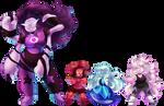 Steven Universe Fusion: Sugilite