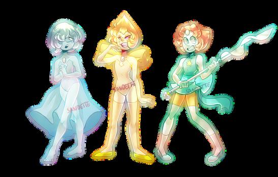 Steven Universe: Pearls