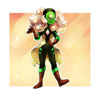 Steven Universe: Nephrite