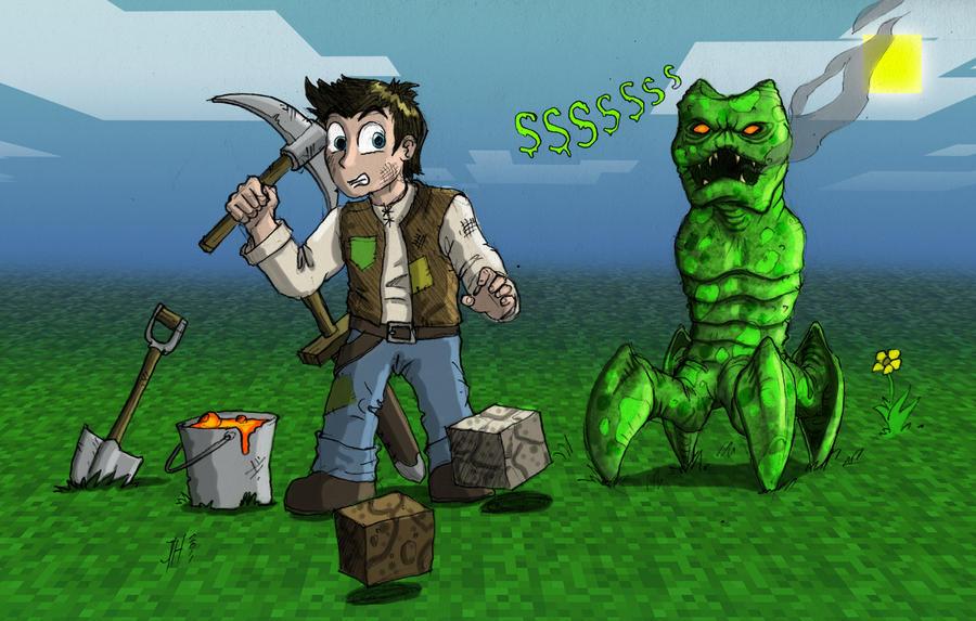 Funny Minecraft Comics  minecraft comic  minecraft