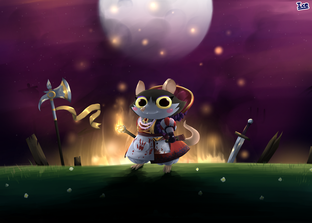 The Face of Evil (Armello fanart) by IceCream-Yo