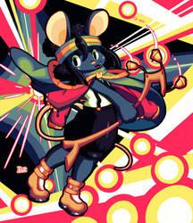 Nova, Mouse Magician by IceCream-Yo