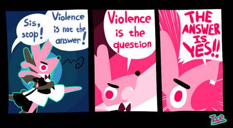 The Answer by IceCream-Yo