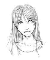 Portrait by Shin-ai
