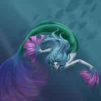 Mermaid - 2012 version by Shin-ai