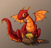 Dragonling by Shin-ai