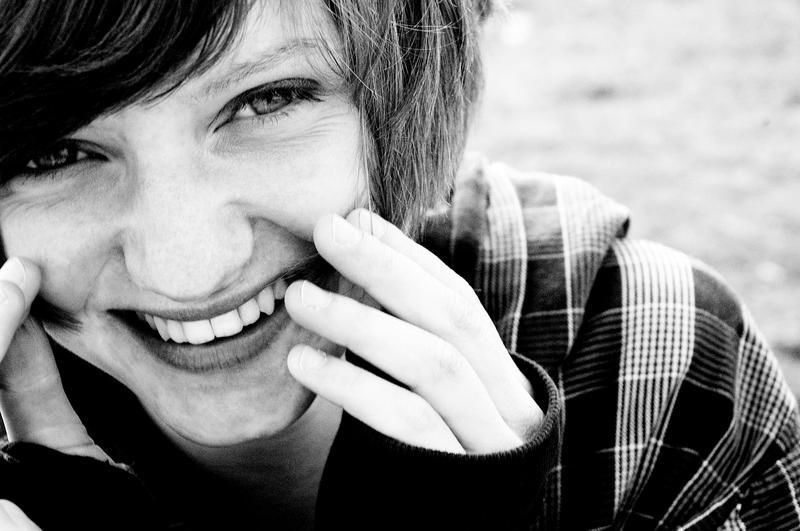 Your smile makes me smile by xpuszakx