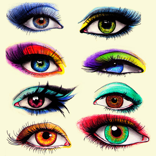 Colored eyes by damnblackheart on deviantart colored eyes by damnblackheart ccuart Images