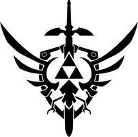 Triforce design vector 2 by reptiletc