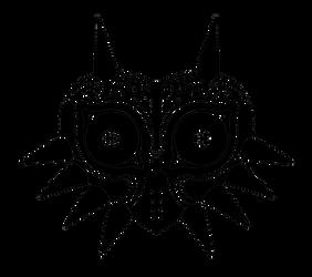 Majoras Mask Vector
