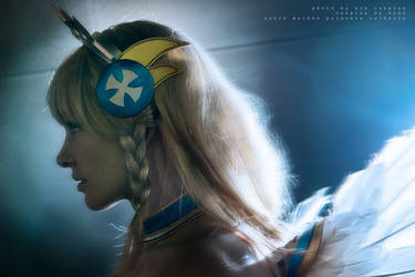 Azure Maiden Princess Valkyrie: Into the Storm by ashelikescake