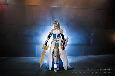 Princess Valkyrie: Heavenly Weapon by ashelikescake