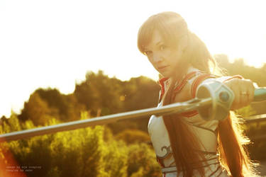 Asuna: Protect You by ashelikescake
