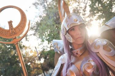 Athena Cosplay: Show Me Warmth by ashelikescake