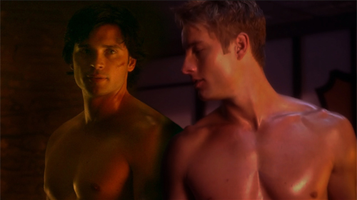 Smallville spank fanfic long day