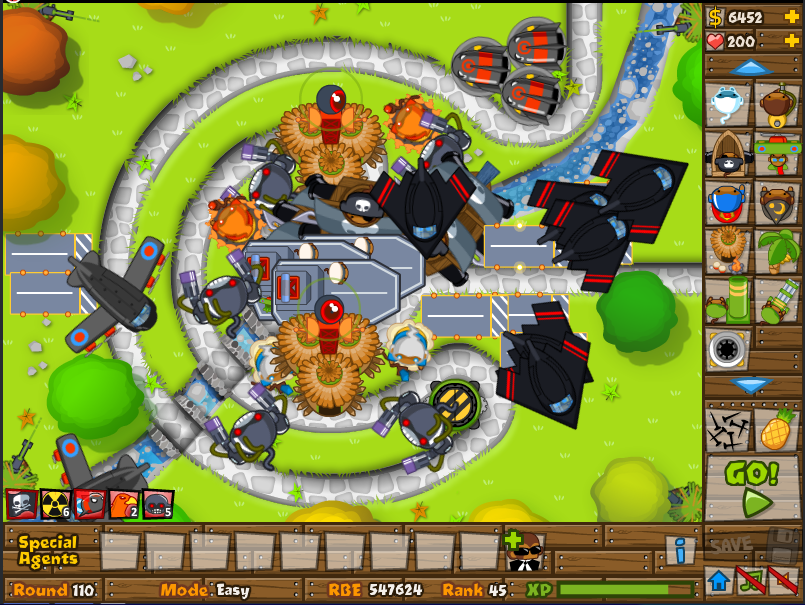 Bloons Tower Defens 5
