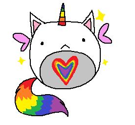 Nuggetcats Mascot: Sparkles by SunrisePhoenix