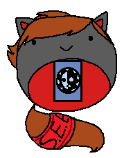 Nuggetcat Reference: Minako by Trial-Of-The-Dragon
