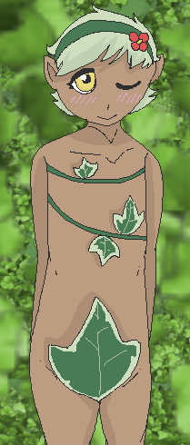 AutumnPine-Haven: Ivy (WIP) by Trial-Of-The-Dragon
