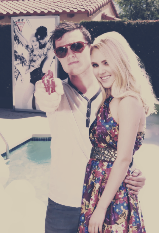Josh and Annasophia Manip by covertxxpenguin on DeviantArt