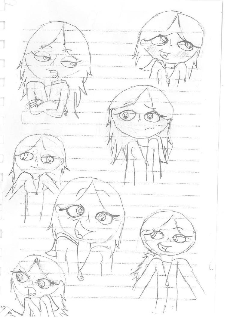 MY expression page by epicpenguin145