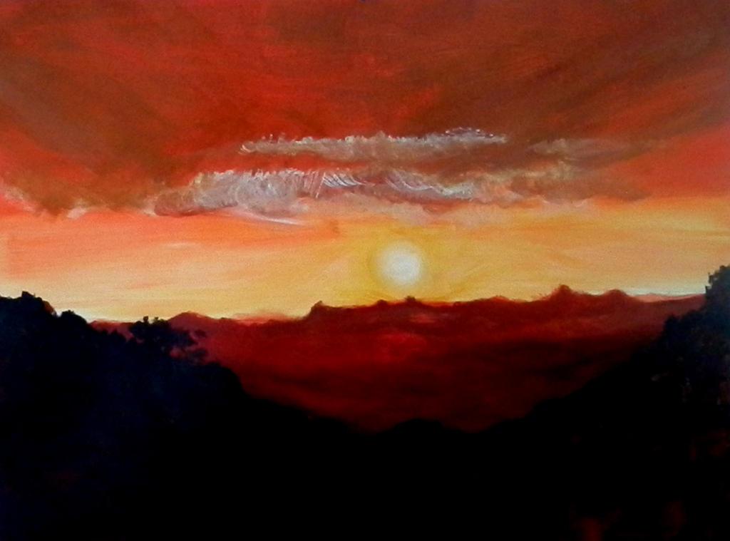 Sunset by gonzaleztitorenko