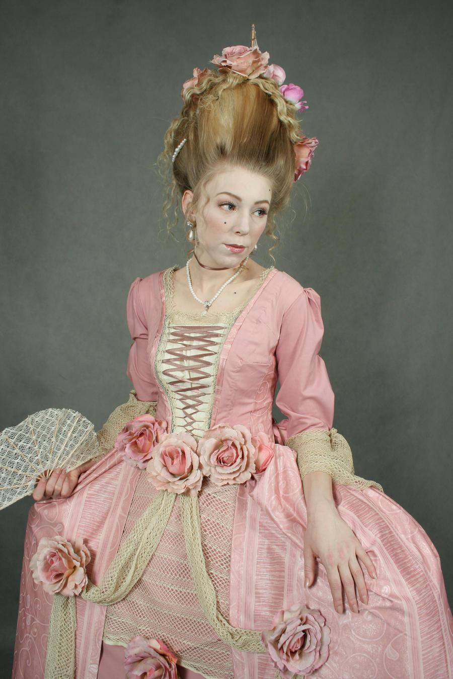 Rococo Marie Antoinette Style By Holietka On Deviantart