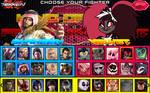 Tekken X Hazbin Hotel - Character Select Screen 3