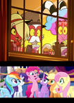 I.M.P. watches My Little Pony: The Movie