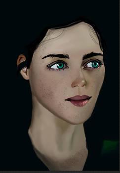 Portrait Study 8
