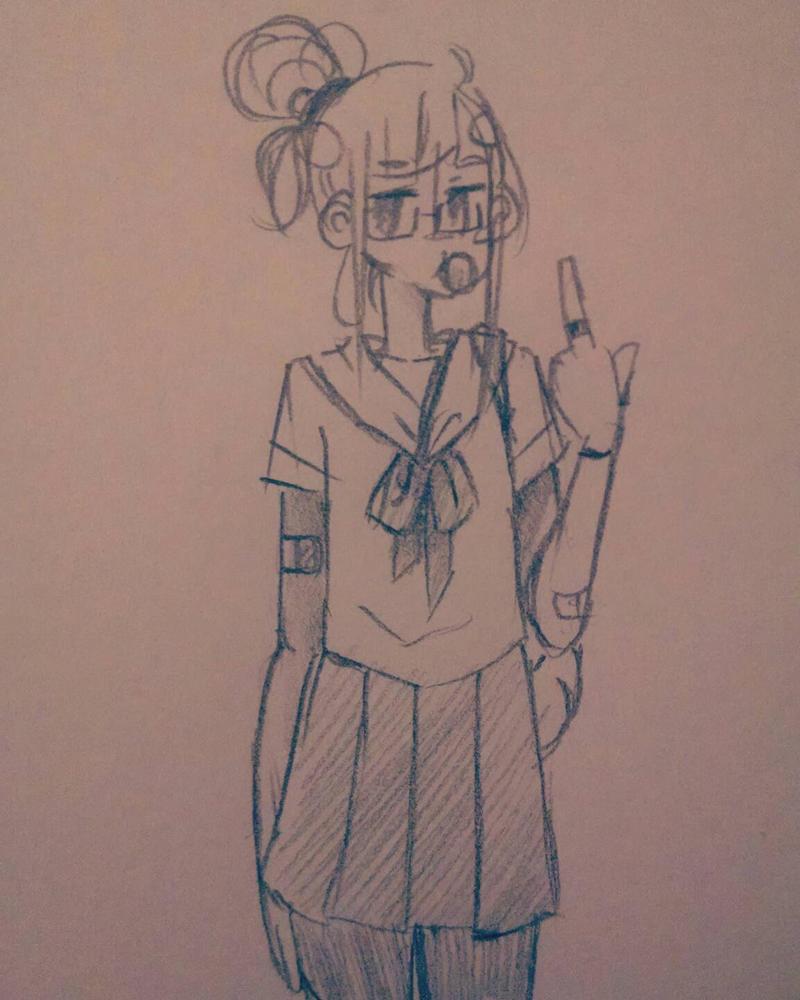 Doodle by OhMyGob