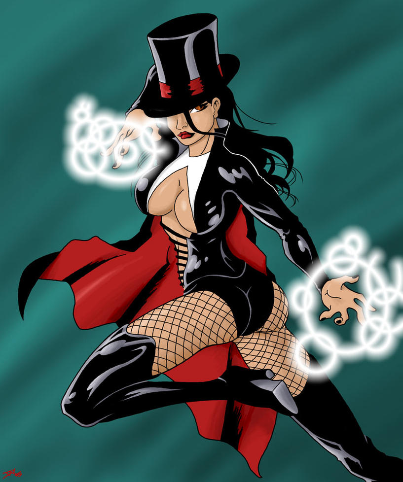 zatanna dc wallpaper - photo #21