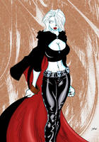 Lady Death by lusiphur